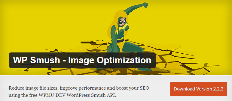 WP Smush Image Optimization — WordPress Plugins