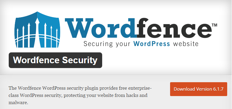 Wordfence Security — WordPress Plugins