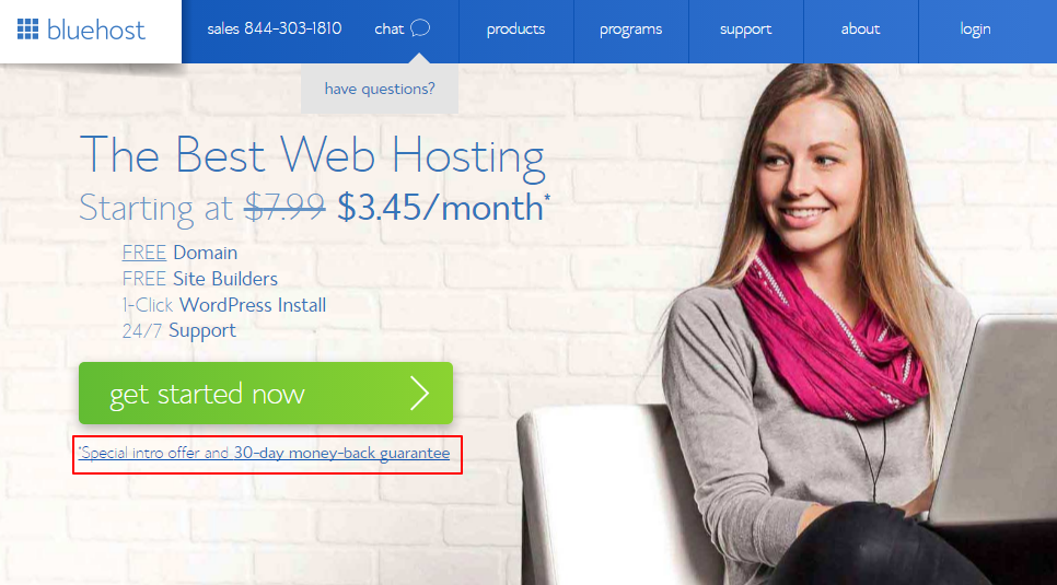The Best Web Hosting Fast Professional Website Hosting Services Bluehost