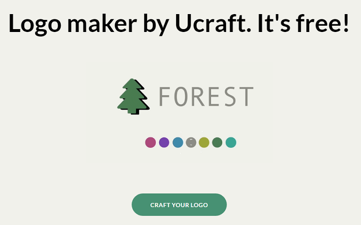 Logo Maker by Ucraft