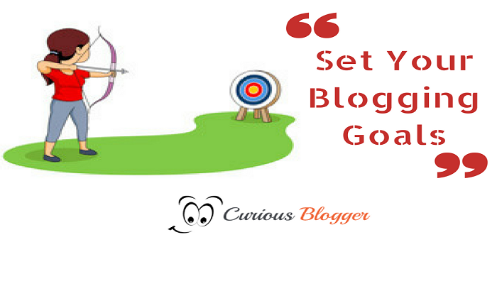 Set Your Blogging Goals