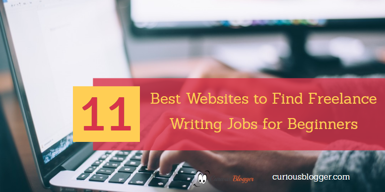 Best writing job websites