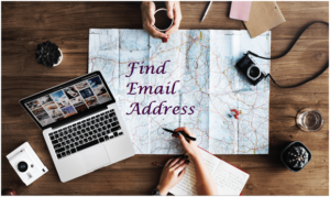 find an email address