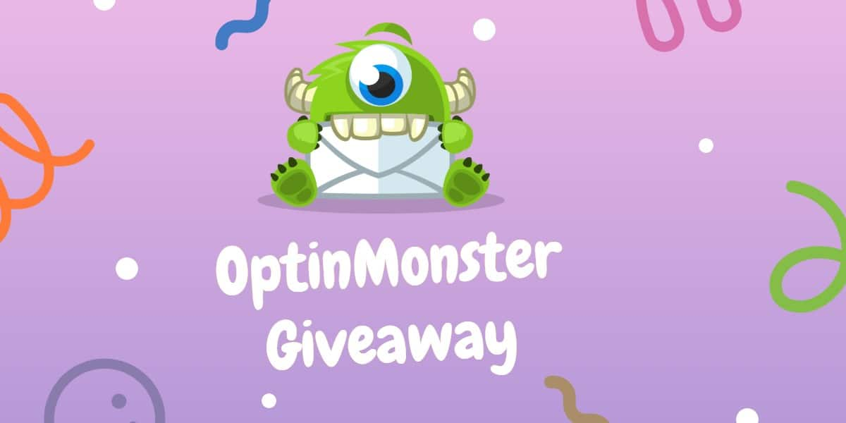 OptinMonster Pro Giveaway – 1 Year License Worth $348 (3 Winners) 1