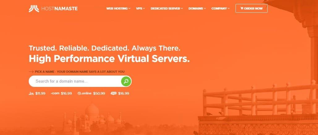 HostNamaste Review: Is it The Best VPS Hosting Provider? 1