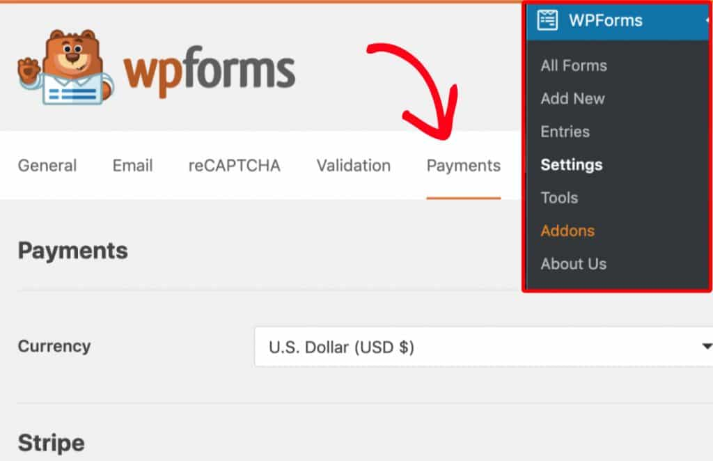 Open-Payments-tab-of-WPForms-settings