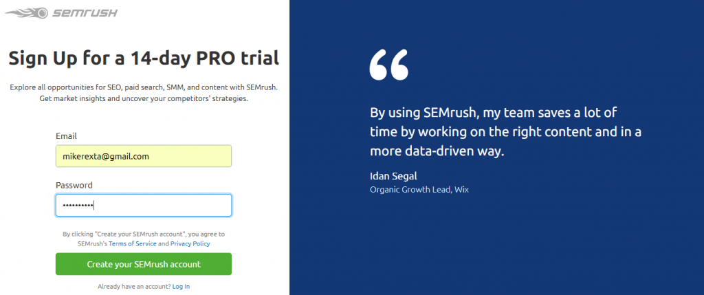 SEMrush Review & Tutorial: How to Use it Like a PRO 30